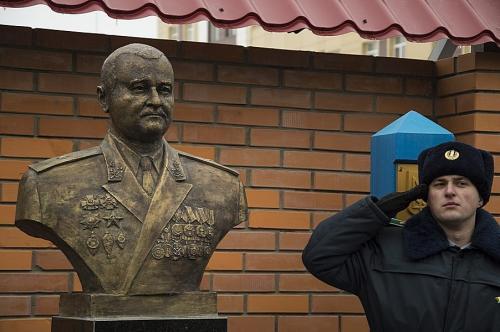 В Оршанці вшанували пам'ять генерал-майора Ігоря Момота