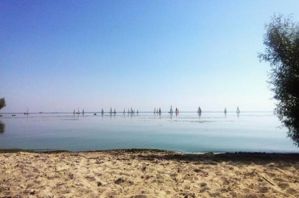 Захоплюючі змагання та неймовірний парад яхт відбулися в Черкасах (ВІДЕО)