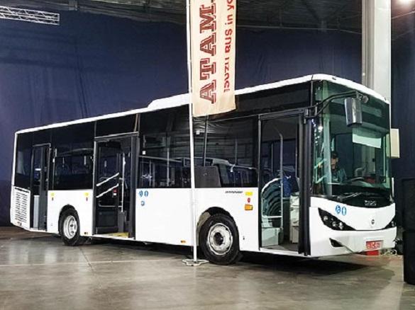 У Черкасах почнуть випускати нові моделі автобусів