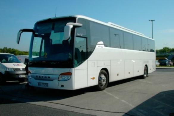 У Черкасах змінилася вартість проїзду до Києва на автобусі