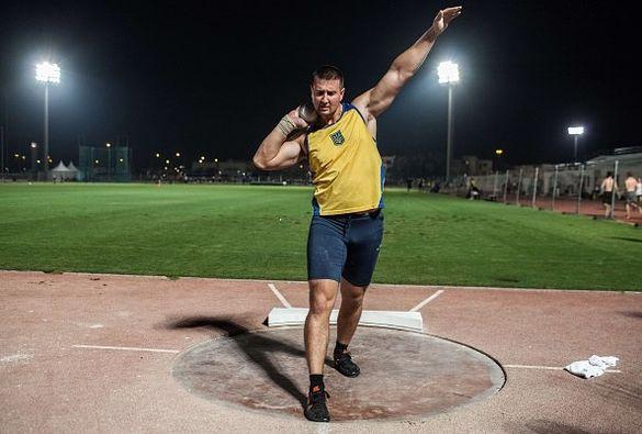 Легкоатлет із Черкащини став чемпіоном Європи