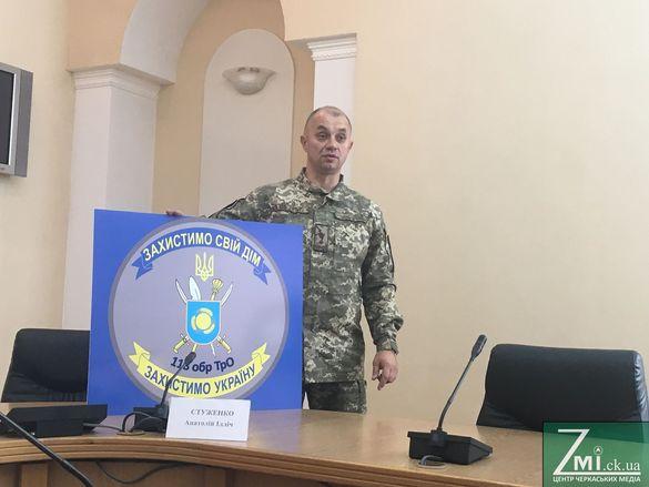 Приймаємо навіть жінок: на Черкащині з'явилася бригада територіальної оборони