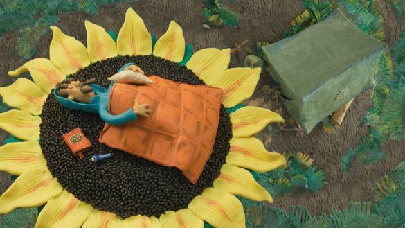 З'явився пластиліновий мультсеріал, у якому казкар із Черкащини мандрує країною (ВІДЕО)