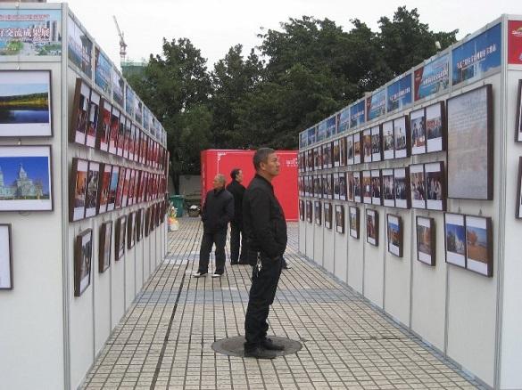 У Китаї показали фото Черкас