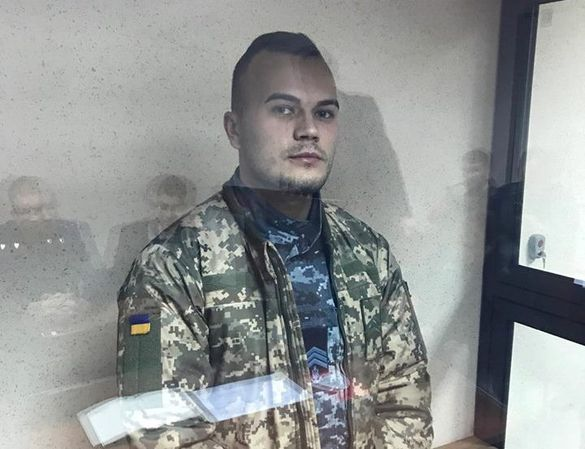 Полоненим черкаським морякам передали підтримку з дому