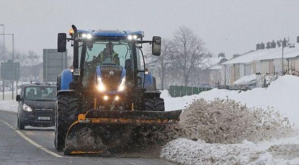 Черкасцям нагадують про місця, куди можна вивозити сніг