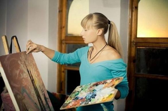 Відома художниця з Черкащини презентує свою виставку в Іспанії