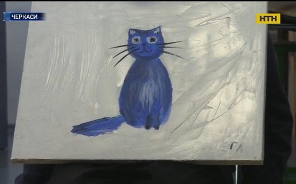 У Черкасах діти створили календар, щоб допомогти безпритульним котикам