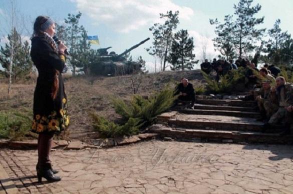 Черкащанка працює над створенням Музею української пісні