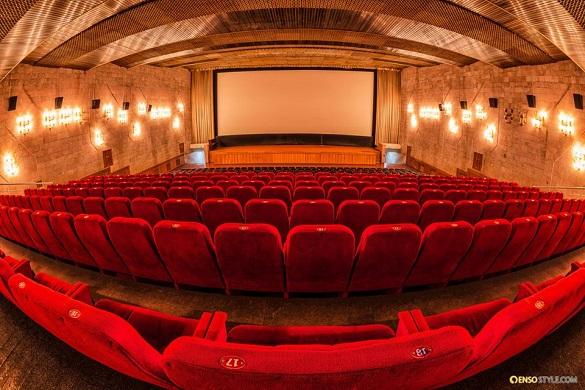 У черкаському кінотеатрі