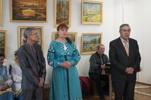У художньому музеї презентували виставку черкаських митців (ФОТО)