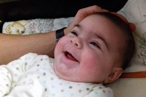 Немовляті з Черкас збирають кошти на операцію