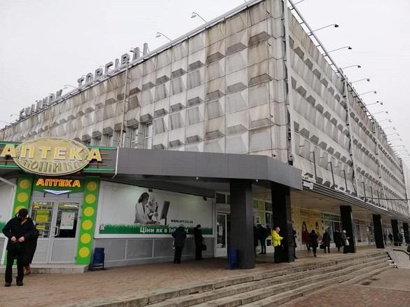 Чому важливо зберегти фасад Будинку торгівлі у Черкасах?