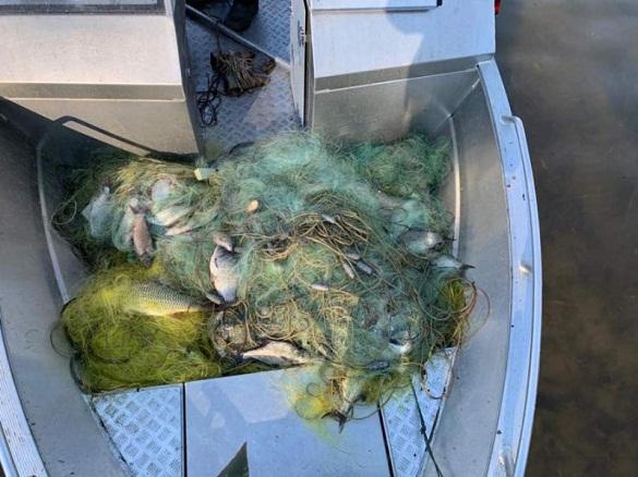 На Черкащині браконьєри наловили риби на майже 400 тисяч гривень