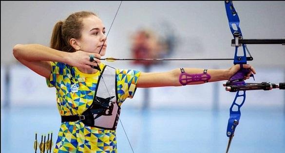 Черкащанка виборола четверте місце на чемпіонаті світу зі стрільби з лука