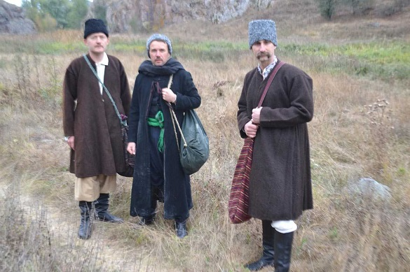 На Черкащині знімають фільм за мотивами повісті Нечуя-Левицького