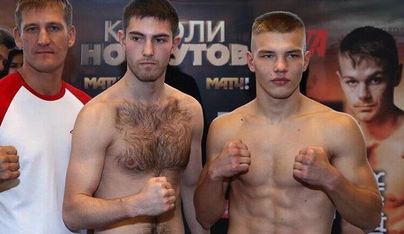 Двоє черкаських боксерів битимуться проти росіян