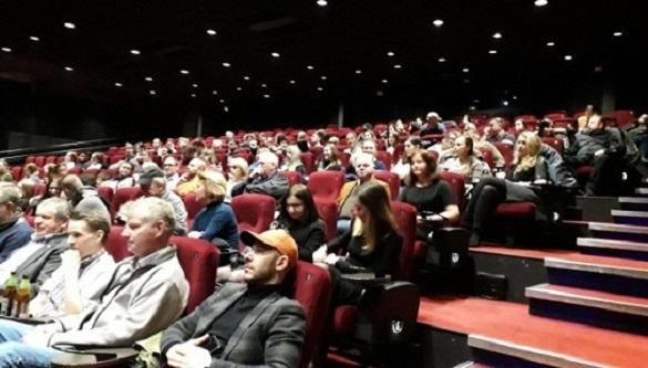 У столиці Норвегії прем'єра фільму про Черкащину зібрала повний зал (ФОТО)