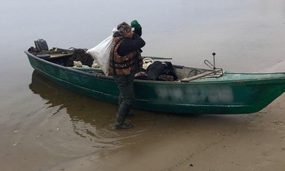 На Черкащині рибалки завдали збитків на понад 40 тисяч гривень (ФОТО)