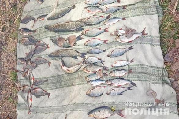 Двох браконьєрів затримали на Черкащині (ФОТО)