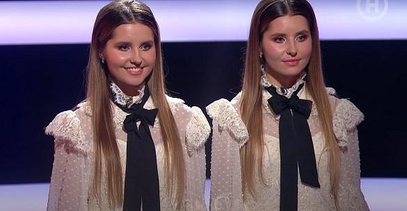 Черкащанки-близнючки взяли участь у відомому телевізійному шоу (ВІДЕО)
