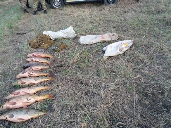 Браконьєра з уловом майже на 3 тисячі гривень затримали на Черкащині (ВІДЕО)