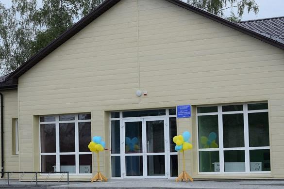 У селі на Черкащині відкрили амбулаторію (ФОТО)