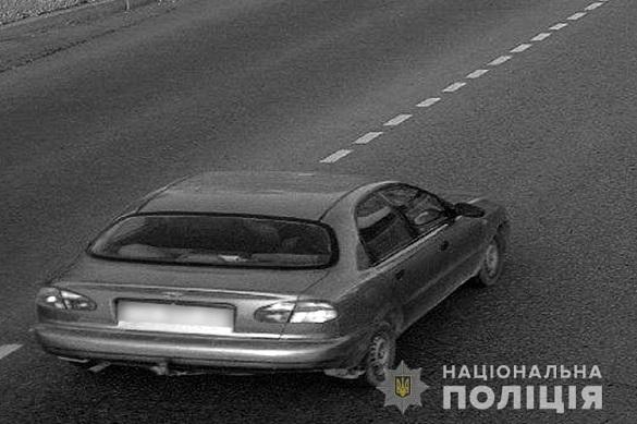 На Черкащині затримали чоловіка, який викрав автівку (ФОТО)