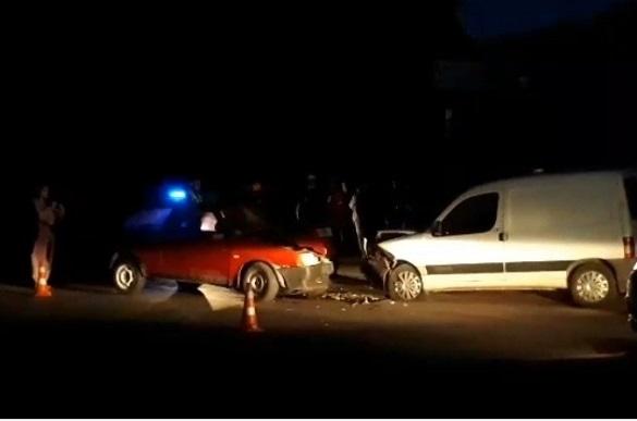 Посадовець на Черкащині спричинив ДТП на службовому автомобілі (ФОТО)