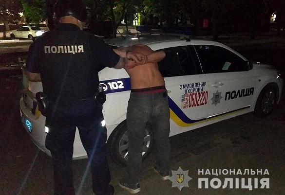 Чоловік на Черкащині травмувався при спробі пограбувати магазин (ФОТО)