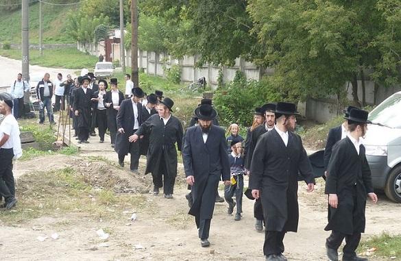 Ізраїль просить владу в Україні заборонити приїзд хасидів на Черкащину