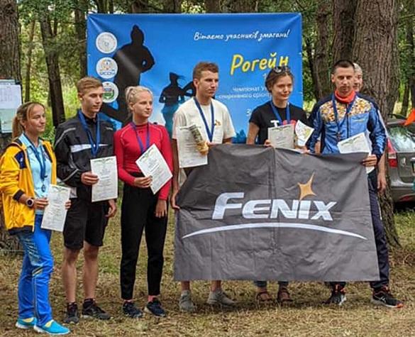 Черкащанин здобув нагороду чемпіонату України з спортивного орієнтування