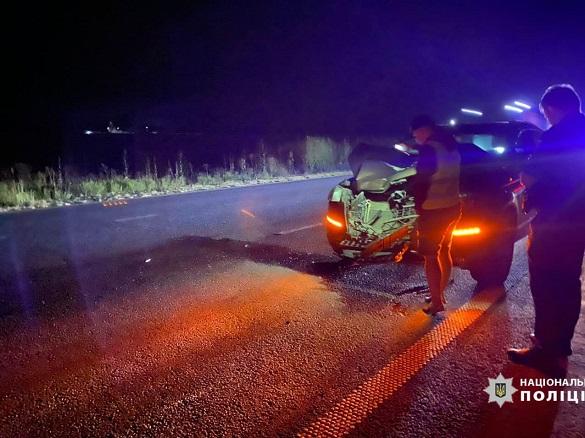 Смертельна ДТП сталася на Черкащині: одна людина загинула (ФОТО)