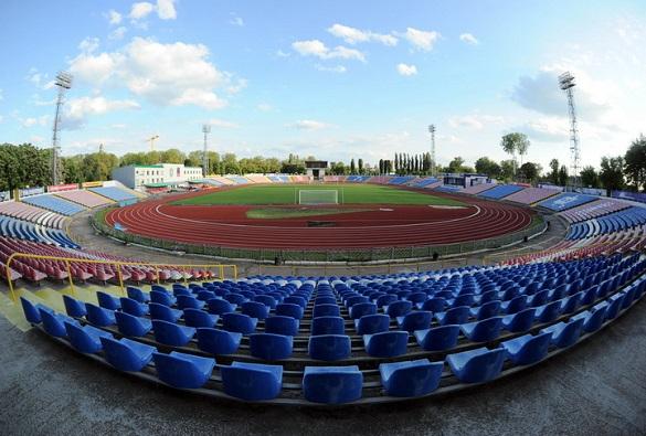 """Головний стадіон міста отримав назву """"Черкаси Арена"""""""
