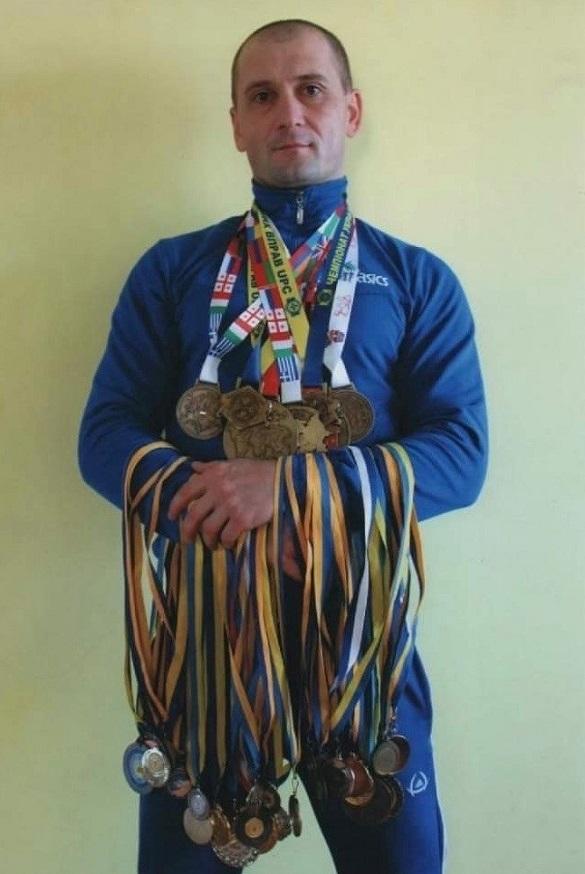 Спортсмен із Черкаської області став заслуженим працівникомфізичної культури і спорту