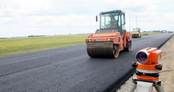 Черкащина увійшла в топ-10 областей за станом виконання ремонту доріг