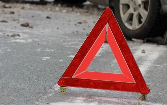 У Черкаській області сталася ДТП із постраждалими