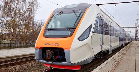 Новий дизельний потяг запустять із Черкас до Сміли