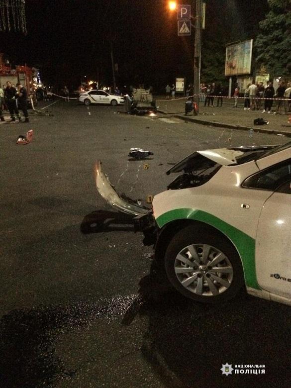 Водія таксі, який спричинив смертельну аварію в Черкаксах, затримали