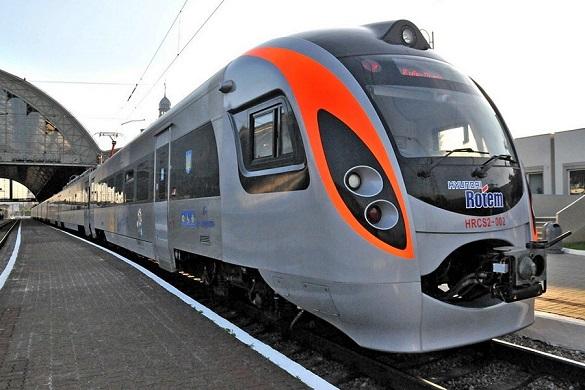 З Києва до Черкас запустять новий потяг