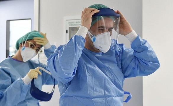 У Черкаській області кожен 8 хворий на COVID-19 – медик