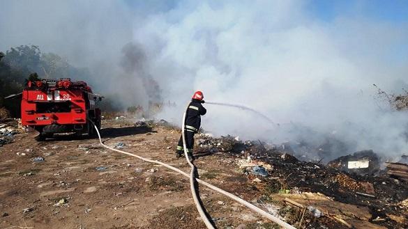 За минуло добу на Черкащині сталося понад 10 пожеж (ФОТО, ВІДЕО)