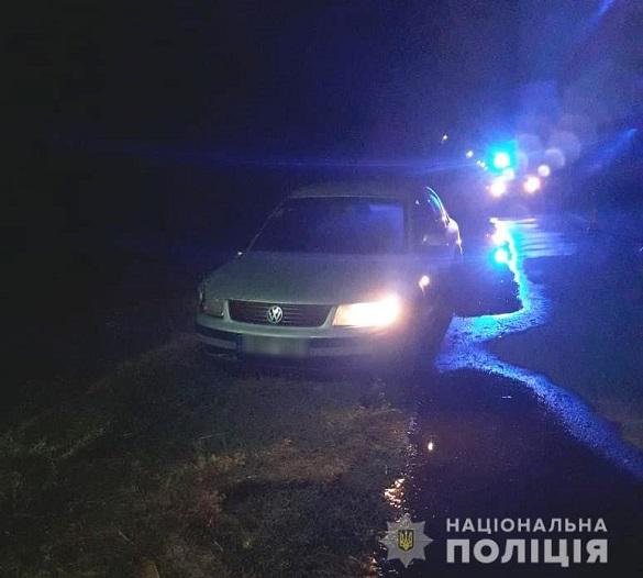 На Черкащині п'яний водій на смерть збив дівчину