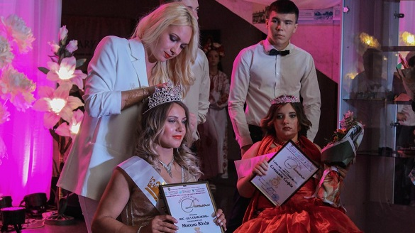 Краса, взаємопідтримка і світло: в Черкасах провели конкурс краси серед дівчат з інвалідністю (ФОТО)