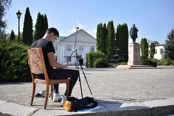 Сила пензля і слова: на Черкащині відбувся щорічний мистецький пленер (ФОТО)