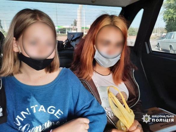 Сіли на автобус і поїхали гуляти: на Черкащині всю ніч шукали 11-річну дівчинку