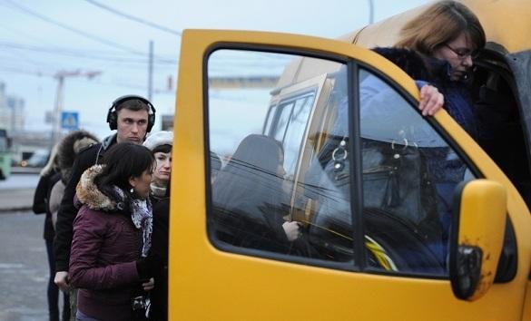 У Черкаській області збільшується кількість нелегальних перевізників