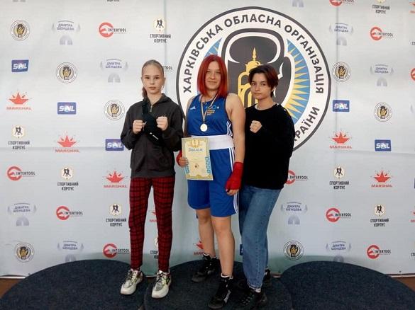 Черкаські боксерки отримали нагороди на чемпіонаті України