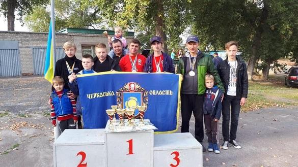 У Черкасах відбувся чемпіонат України із судномодельного спорту