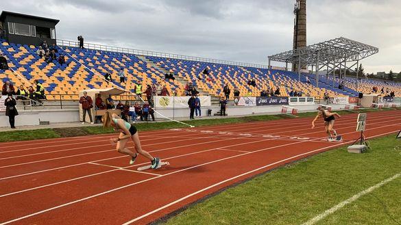 Черкаські легкоатлети вибороли 4 медалі чемпіонату України